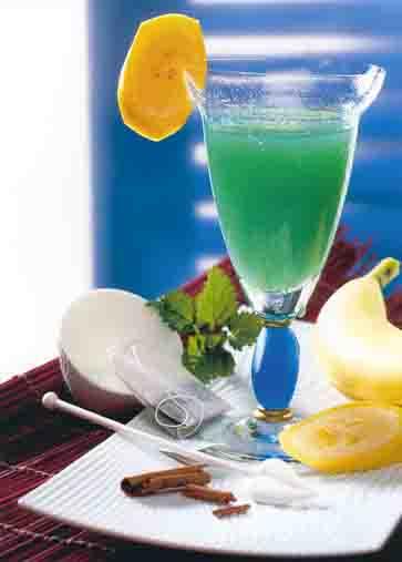 Sommer- Drinks: Paradise Bay, alkoholfrei Foto: Wirths PR