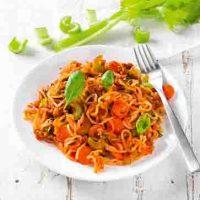 Spaghetti Bolognese à la Vitanu
