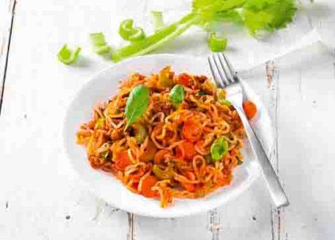 Spaghetti Bolognese à la Vitanu Foto: Vitanu / Wirths PR