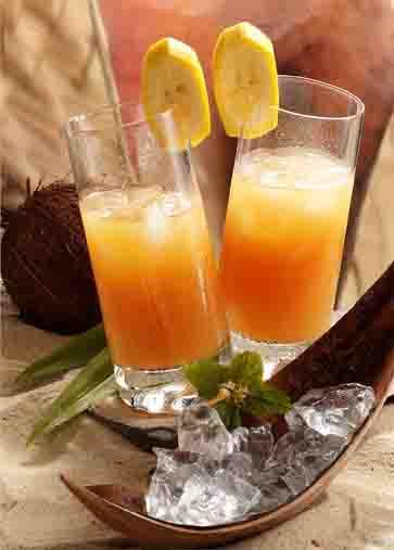 Sommer- Drinks: Sundowner Foto: Wirths PR