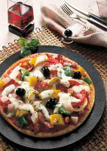 Feinschmecker-Pizza Italiana Foto: Wirths PR