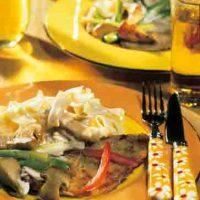 Pilzgerichte: Cremiges Jägerlatein mit Steinpilzen