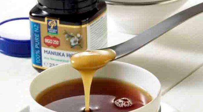 Fit durch Bienenkraft