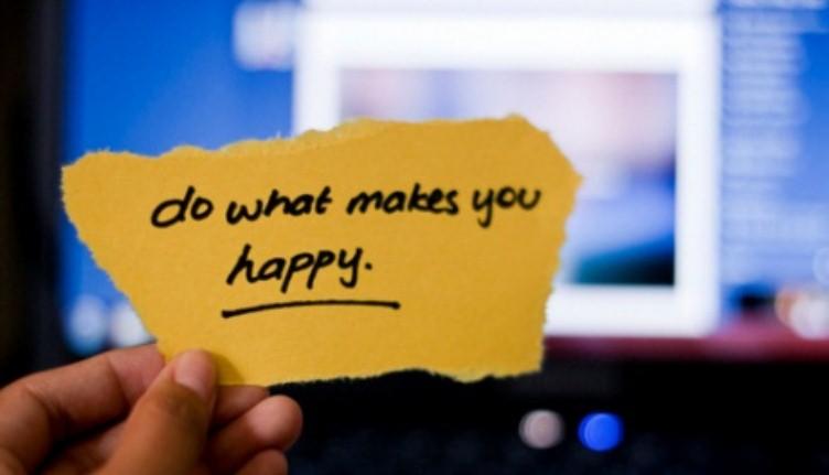 Mencari kebahagiaan