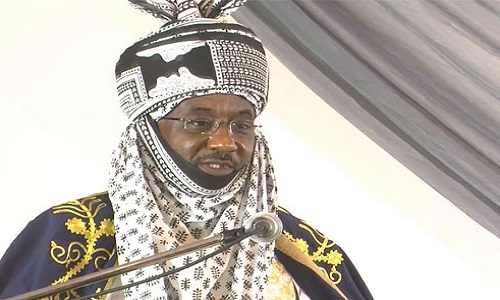 Presidency hits back at Sanusi Lamido, says he doesn't have his facts