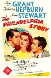 The Philadelphia Story: Cary Grant and Katherine Hepburn are very funny people