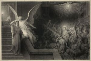 The Dream of Pilate's Wife, by Alphonse François