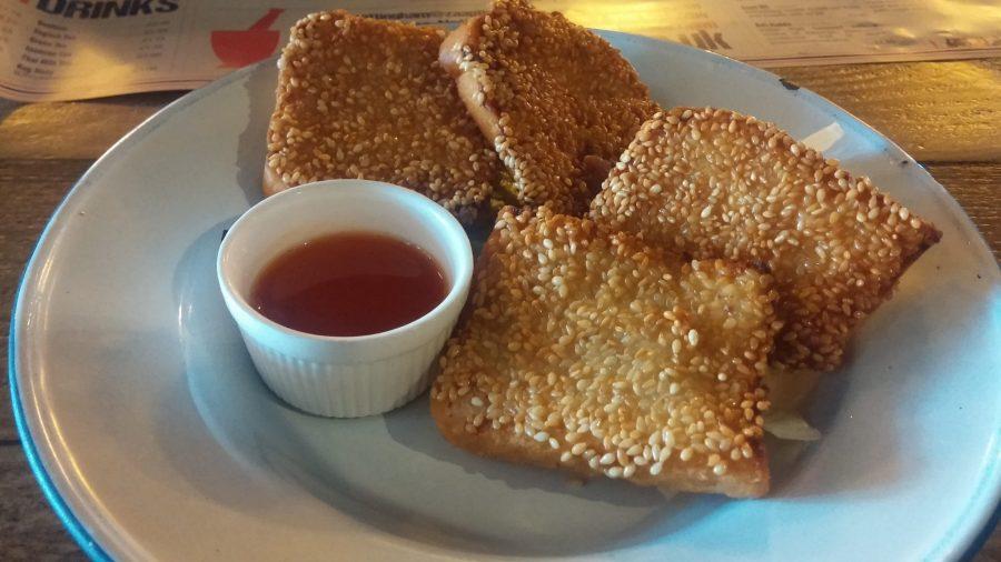 Chicken Toast