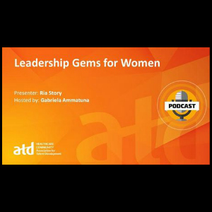 Leadership Gems for Women interview featured on ATD