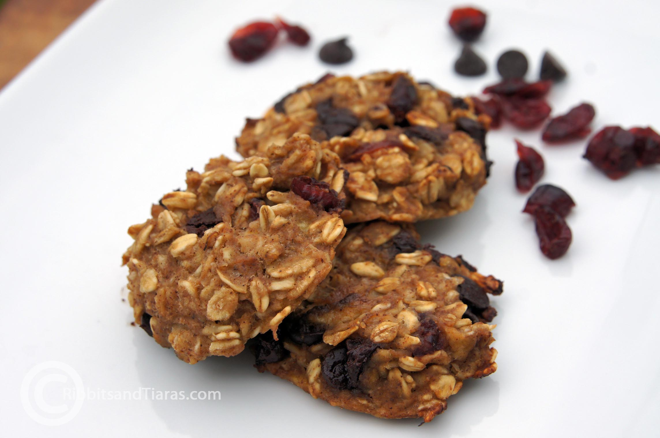 Mesmerizing Banana Oatmeal Cranberry Cookies Banana Cranberry Oatmeal Cookies Egg No No Added Sugar No Egg Cookies Peanut Butter No Egg Cookies Blueberry nice food No Egg Cookies