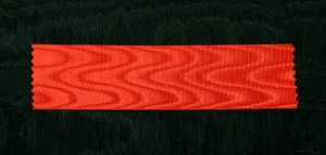 #FR041 - France, Order of the Legion of Honor Ribbon for Knights cross type 2.