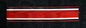 GST017 – Prussia – German Empire, Ribbon for Red Cross decorations