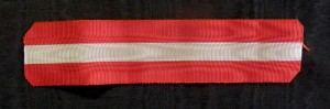 #ORIT005 - Italy, Order of Italian Crown, ribbon for Knight's Cross