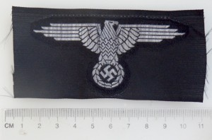 #GTR060 - Germany, Third Reich - Emblem for the Wermacht uniform type 1