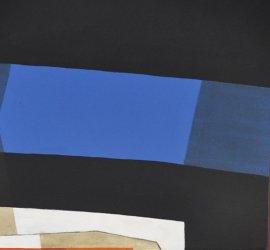 Urban, Kakati, 2014, Mixed media on canvas, 80 x 120cm