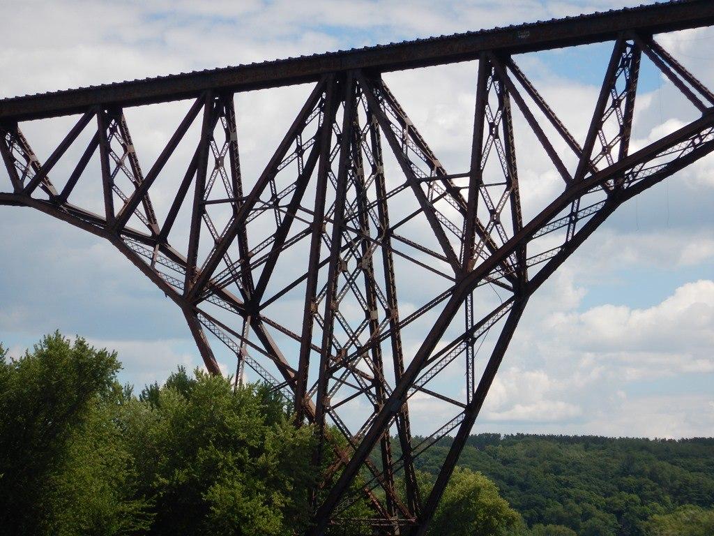 St Croix River Soo Line High Bridge Rich McClear