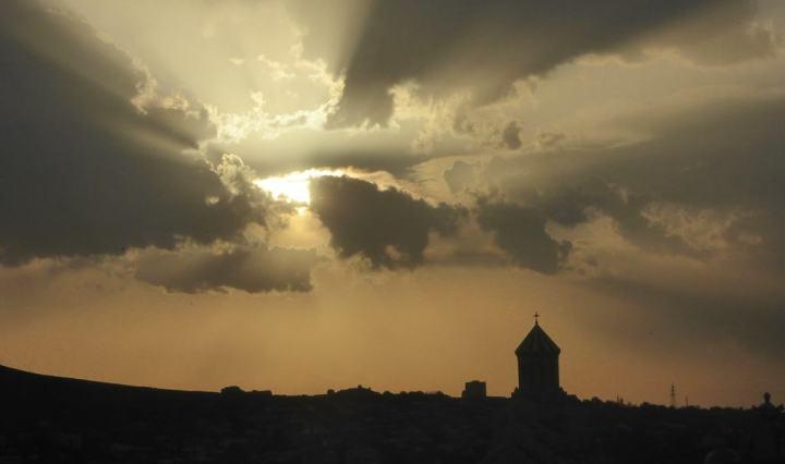Tbilisi Sunrise (2)
