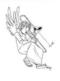 trombone angel