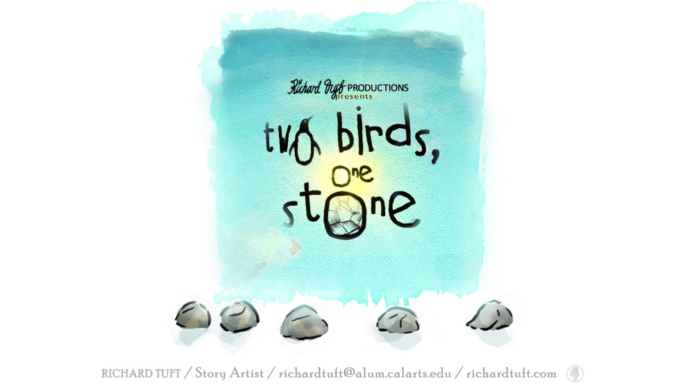 Two Birds Board Process Title (c) Richard Tuft