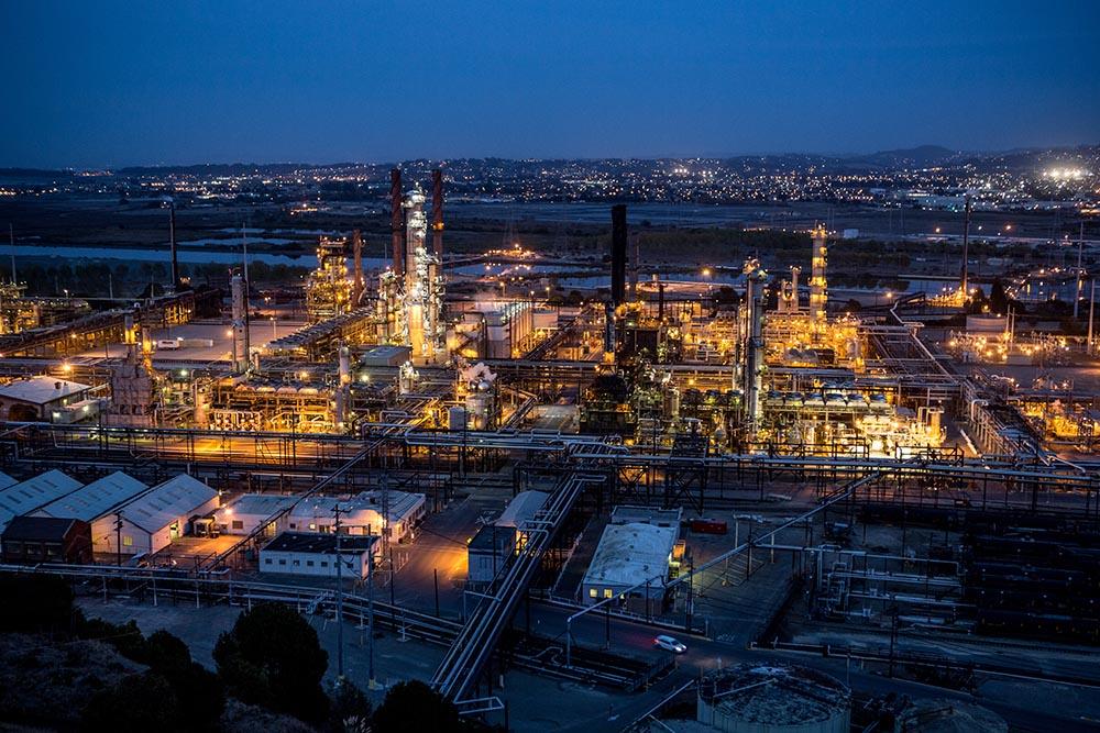 Update regarding flaring activity at the Chevron Richmond Refinery