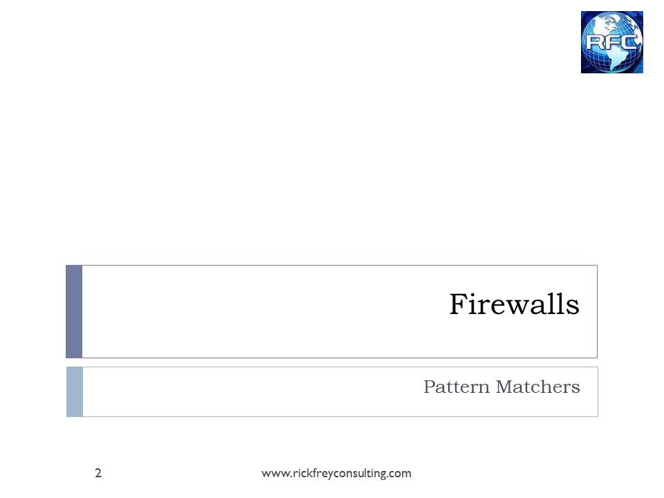 MikroTik Firewall Slide2