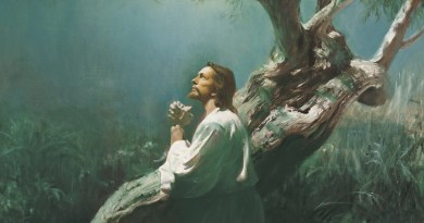 Our own, personal Gethsemane