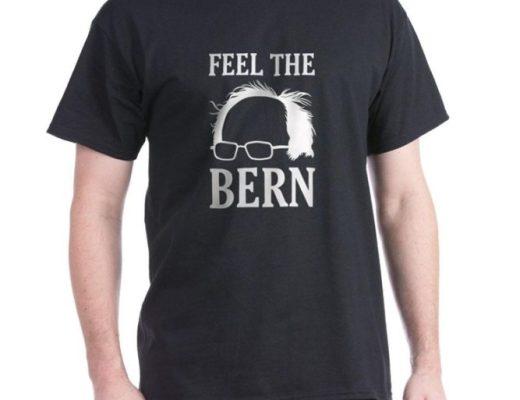feel_the_bern_hair_tshirt