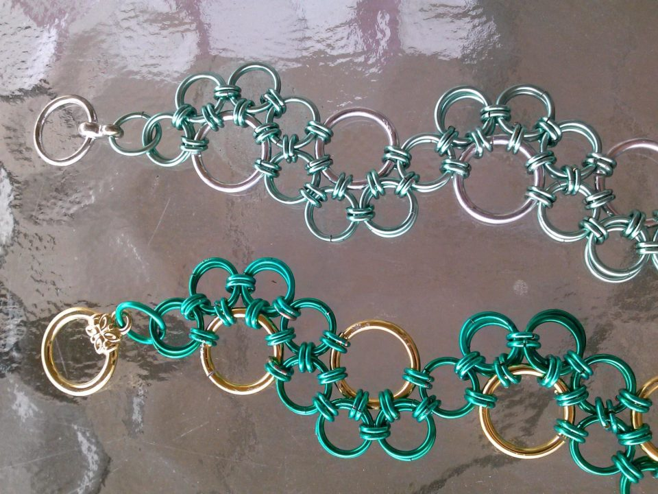 Lazy river bracelets