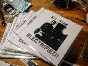College Radio Promo CDs