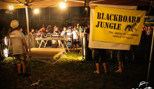 [Video] Blackboard Jungle Live @ Garance 2014