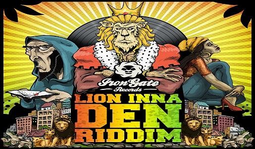 Lion Inna Den Riddim