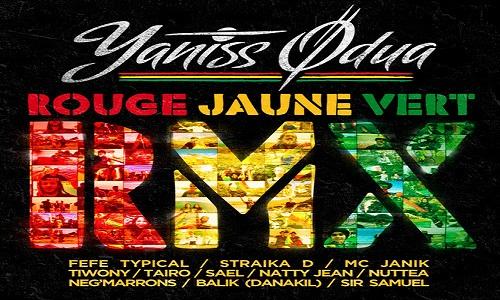 Yaniss Odua – Rouge Jaune Vert (Remix)