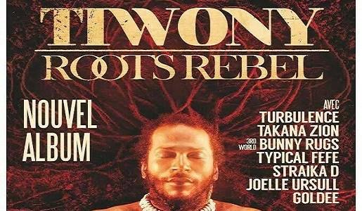 Tiwony – Roots Rebel