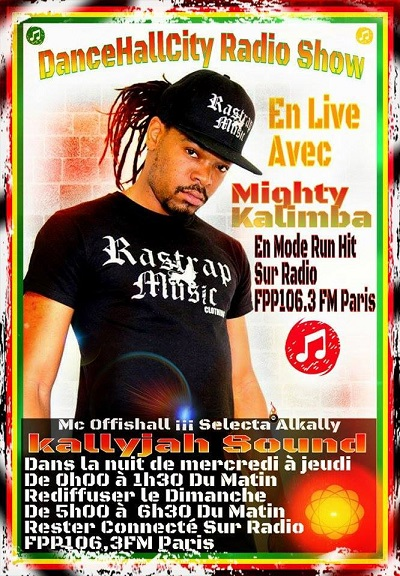 DHCityRS inviteì Du 22 04 15 Mighty Kalimba
