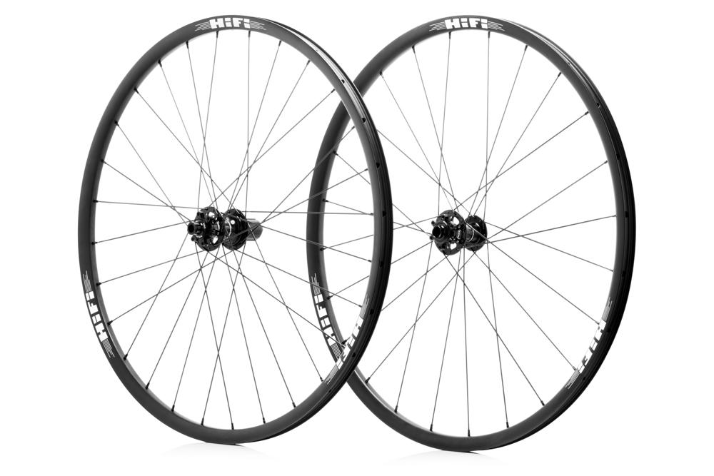 Session 29er Carbon MTB wheels