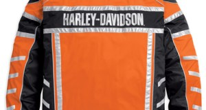 Harley Illumination Hi Vis Rain Suit Back