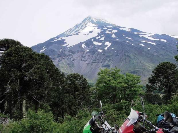 Tierra del Fuego, Villarica Volcano