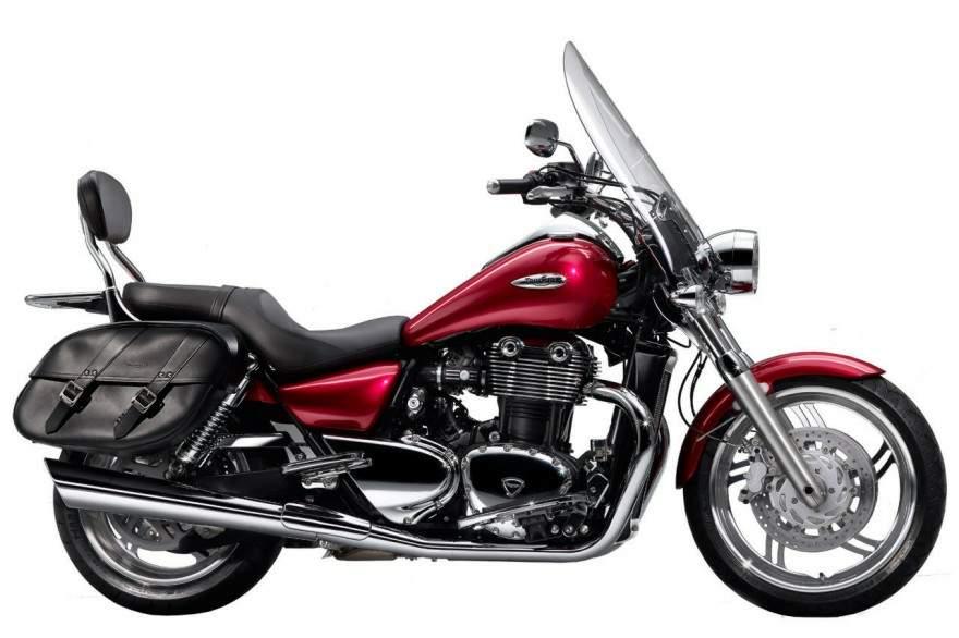 2010 Triumph Motorcycles Rider Magazine Triumph News
