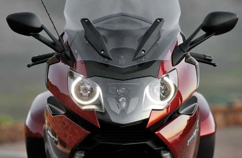 2012 BMW K1600GT/GTL headlights