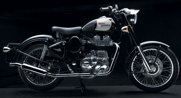 2009 Royal Enfield Bullet 500 Classic C5 Road Test Rider