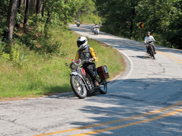 Peak To Peak Arkansas Motorcycle Ride Rider Magazine