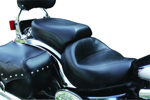 Old Motorcycle Seats : Mustang motorcycle seats wide vintage seat