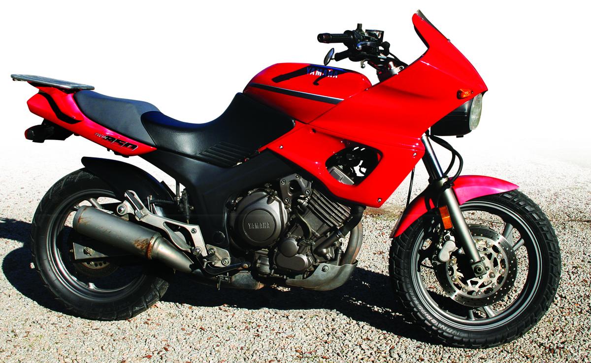 Yamaha Tdm 850 1992 1993 Rider Magazine Rider Magazine