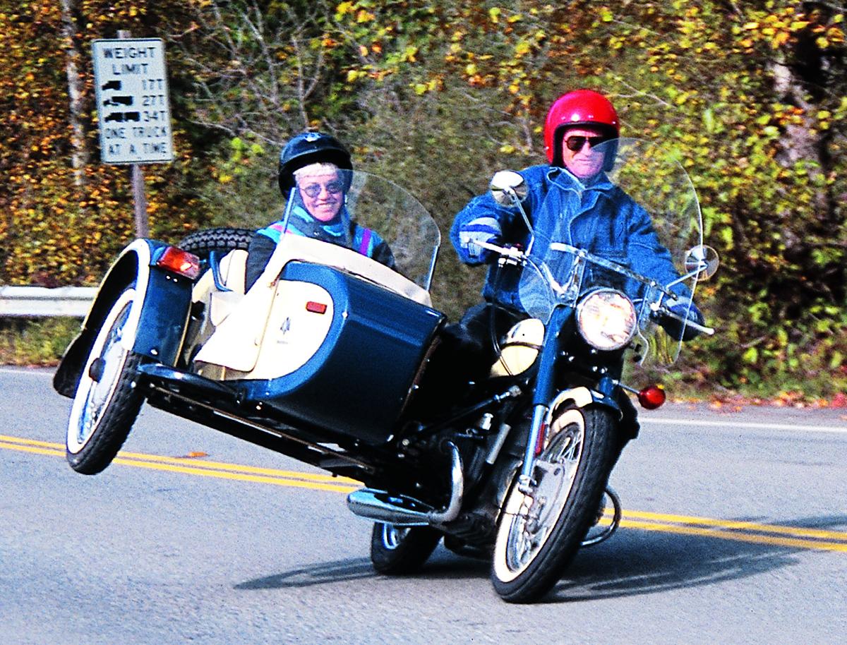 A Short History Of Sidecars Rider Magazine Rider Magazine
