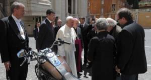 Pope Francis Harley-Davidson