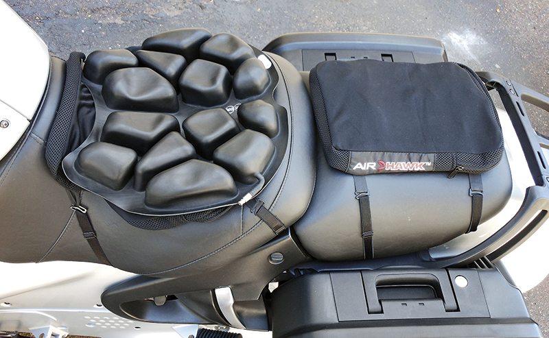 Airhawk Cushion Seat For Harley Davidson Motorcycles