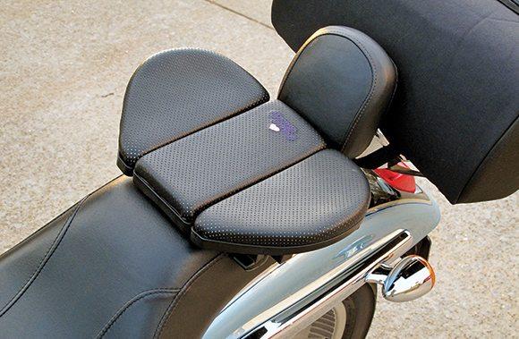 Butty Buddy Motorcycle Passenger Seat Review Rider Magazine