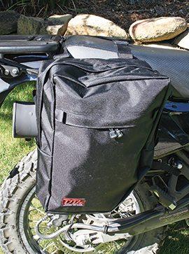 Dirt Bagz Ranger Saddlebags Review Rider Magazine