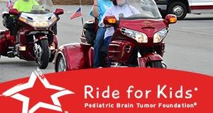 Ride For Kids Logo