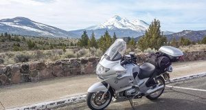 Circling the Sierra: A Three-State Ride Around Snow-Covered Mountains